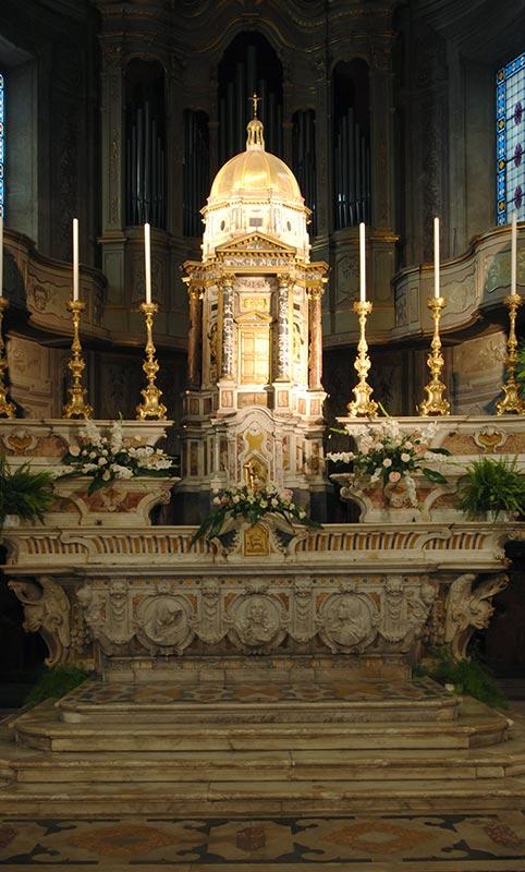 Altare Maggiore Cattedrale di Savona