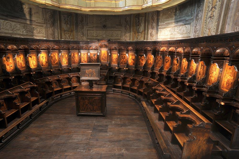 Coro Ligneo Cattedrale di Savona