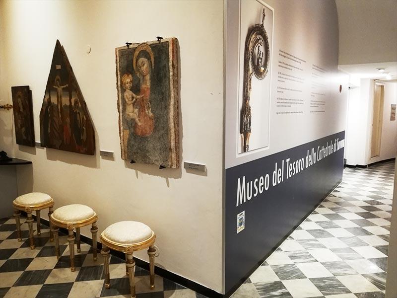 Museo del tesoro Cattedrale di Savona