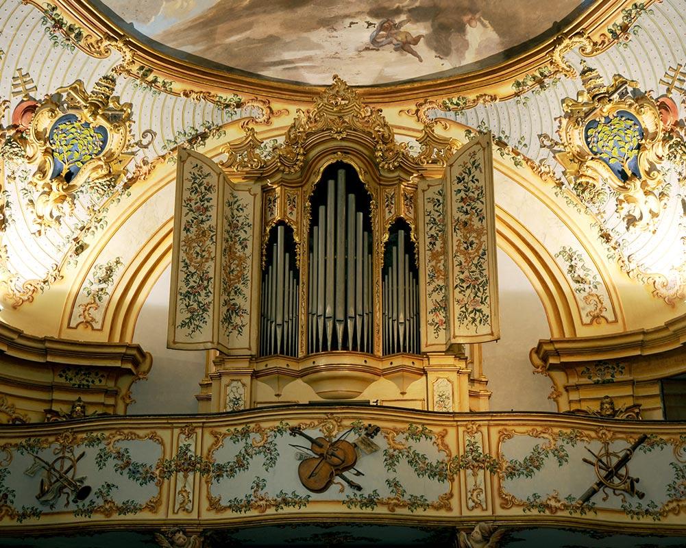Cappella Sistina di Savona - Organo Piccaluga