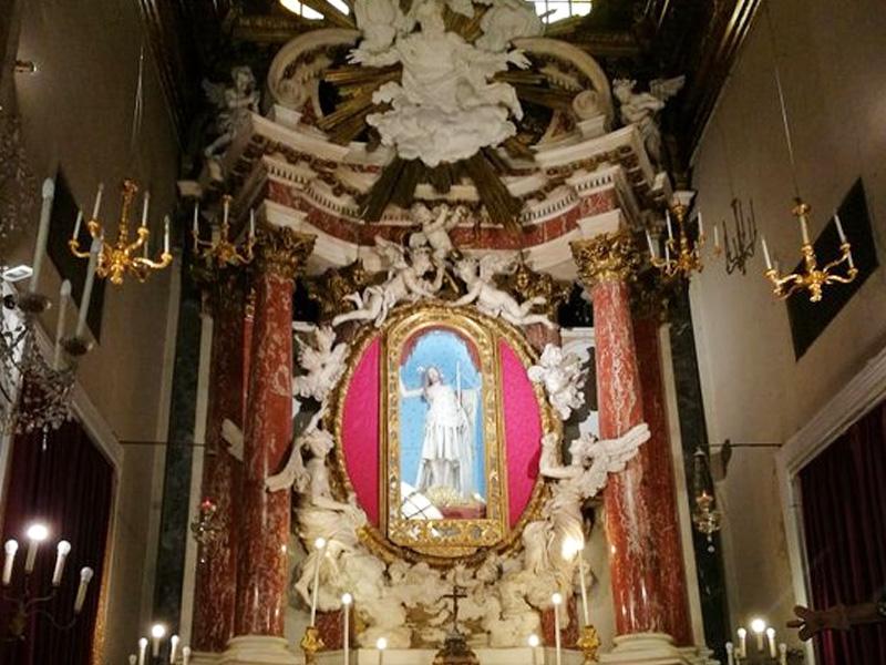 Percorso Papi della Rovere, Tappa 5: Oratorio Cristo Risorto