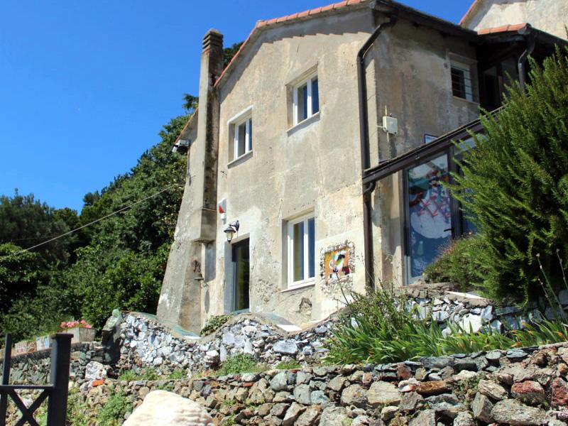Percorso Papi della Rovere, Tappa 7: Casa Museo Jorn