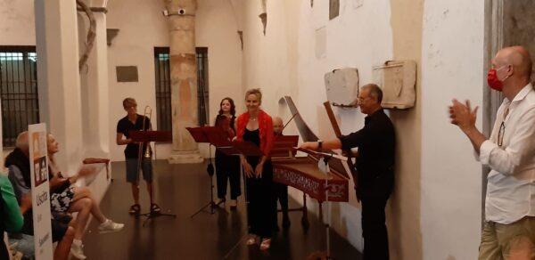 Pro musica Antiqua - Concerto nella Cappella Sistina